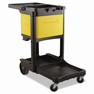 6181 Locking Janitor Cart Cabinet for 6173 Cart