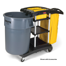 Rubbermaid 9T72 With Brute Container
