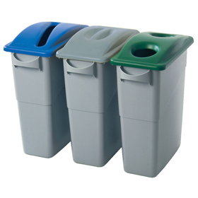 Rubbermaid Slim Jim Lids that Suit Both 60 & 87 Litre Containers