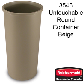 Rubbermaid 3546 Round Container