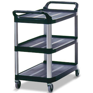 Rubbermaid Utility Cart - Service Trolley 4091