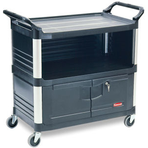 Rubbermaid 4095 Equipment Cart Xtra