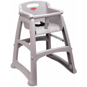 Rubbermaid High Chair - Sturdy Chair Child Seat