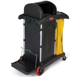 Rubbermaid 9T75 High Security Janitor Trolley