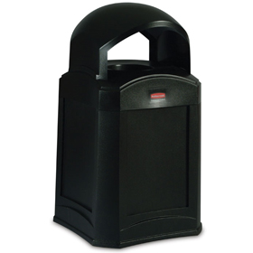 Rubbermaid Landmark Series Standard Dome Top Bin
