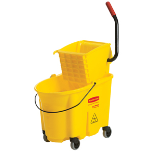 Rubbermaid WaveBrake 33L Side Press Combo