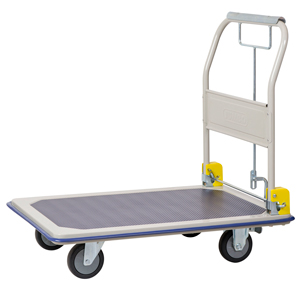 Jumbo 370kg Platform Trolley with Deadman Brake System