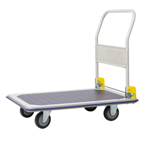 Jumbo 370kg Flat Bed Medium Platform Trolley