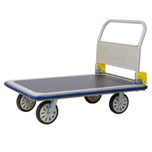Jumbo 650kg Flat Bed Large Extra Heavy Duty Platform Trolley