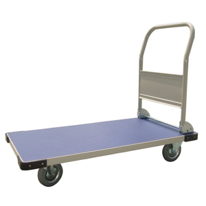 Jumbo Platform Flat Bed Trolleys