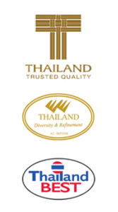 Awarded Thailands Best for Export