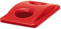 Rubbermaid 2692-88 RedLid
