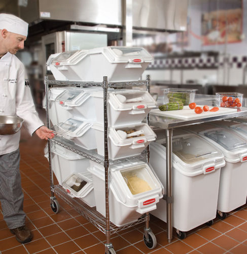 Rubbermaid Food Handling Equipment