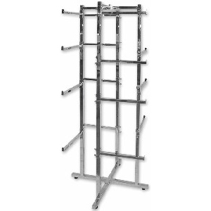 Lingerie Garment Rail Rack
