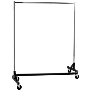 Heavy Duty Z-Rack Clothing Rack