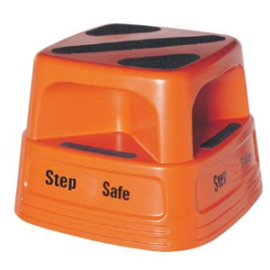 Step Safe Safety Step  sc 1 st  RJ Cox & Safe-T-Step Portable Mobile Sfety Step Up Stool Non-Slip islam-shia.org