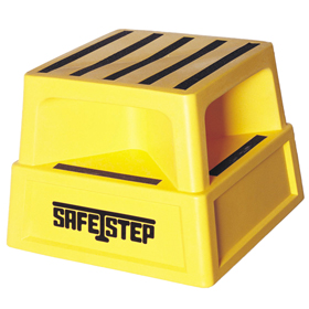 Safe-T-Step - Non-Slip Portable Height Access Stool