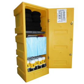 350 Litre Cabinet Style Spill Control Kit