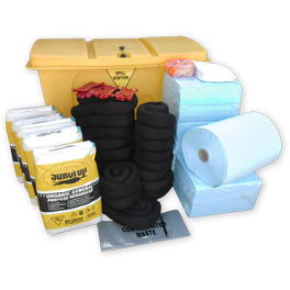 700 litre general purpose Spill Control Kit