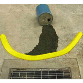 2m Long Flexible Spill Barrier