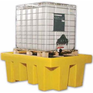 Single IBC Spill Containment Unit