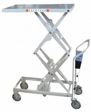 Powerlift DCD100 Electric Scissor Lift