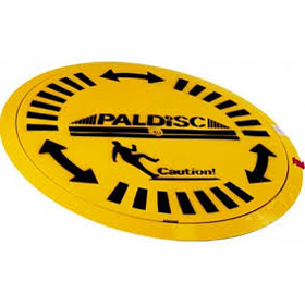 Paldisc Ultra-Low Profile Pallet Turntable