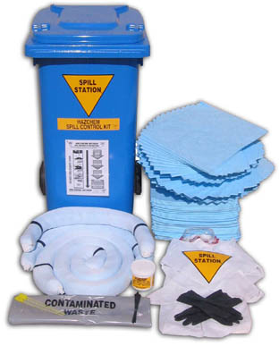 Dangerous Goods Spill Control Kit for Spills up to 205 Litres