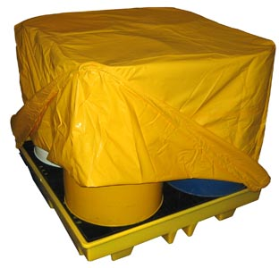 Spill Pallet Covers