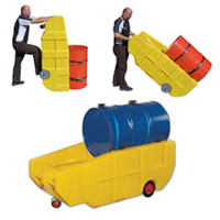 Mobile Dispensing Station Drum Handling Trolley