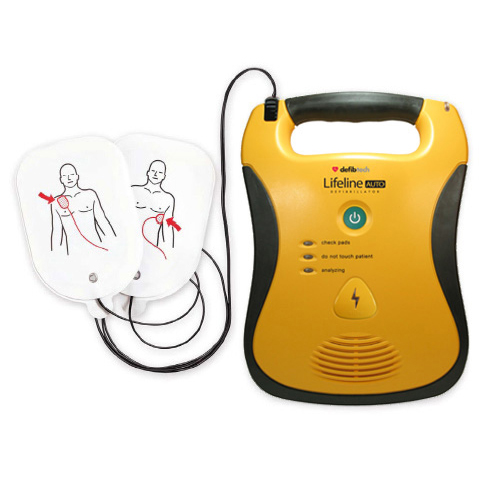 home aed machine