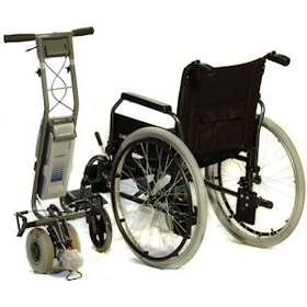 Samson PD6 Wheel Chair Power Drive Attachment