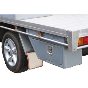 Under tray Tool Box for Ute Tray