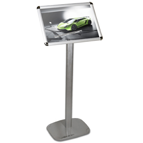 Information Display Stands (A4 and A3 frames)