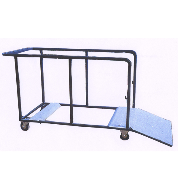 Table Trolley with Ramp