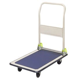 Prestar NB101 Folding Handle Platform Flat Bed Trolley 150kg Capacity