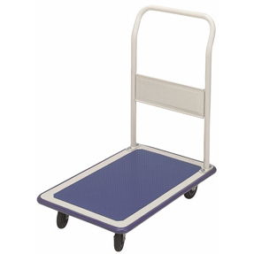 Prestar NB102 Fixed Handle Platform Flat Bed Trolley 150Kg Capacity
