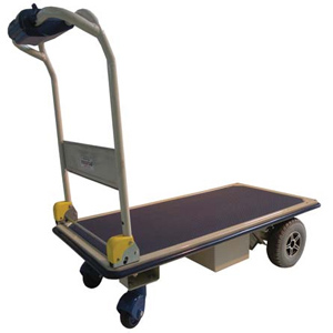 Powered Prestar Platform Trolley