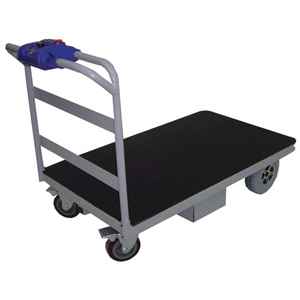 Pushmate Heavy Duty Powered Platform Trolley