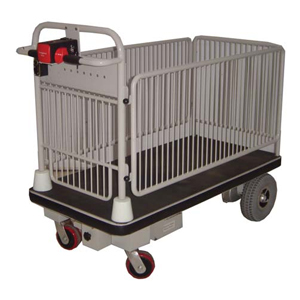 Cagemate Powered Cage Platform Trolley - 450kg