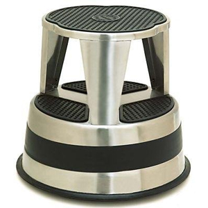 Cramer Stainless Steel Kik-step Stool