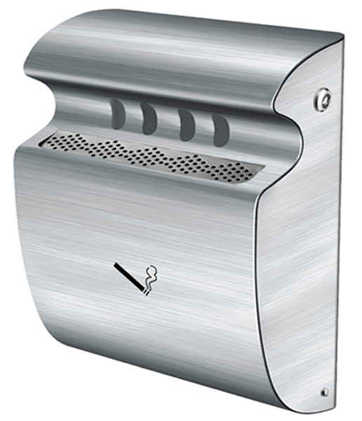 Stainless Steel Wall Mounted Ashtray