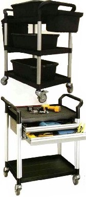 Accessories and Spare Parts to suit Rapini Trolleys