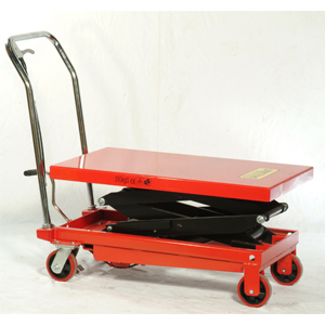 Armstrong Scissor Lift Tables