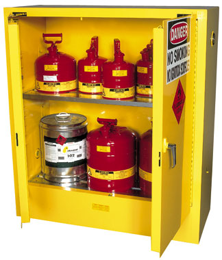Flammable Goods Storage Cabinets