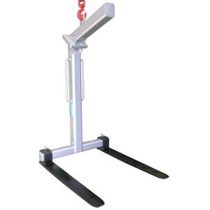 Automatic Pallet Hook for Overhead Crane