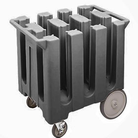 Cambro Dish Caddy Non-Adjustable