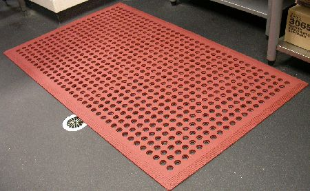 Greaseproof Matting Anti Fatigue Matting