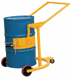 Drum Carrier Decanting Trolley