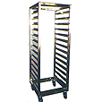 Cox Gastronome Trolley - Food Tray Cart
